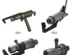 Струбцины для газовых баллонов СБ-1, СБ-2, СБ-3, СБ-4