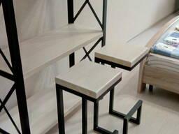 Стулья, столы, стеллажи ЛОФТ