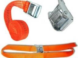 Стяжной ремень кольцевой РКЗ для крепления груза.