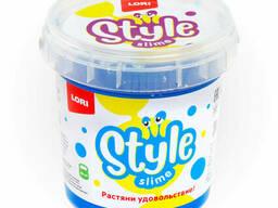 "Style Slime классический ""Лазурный с ароматом. .."