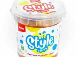 """Style Slime перламутровый """"Золотой с ароматом банана"""". .."""