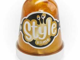"Style Slime ""Золотой с ароматом банана"", 130мл."