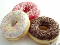 Сухая смесь для приготовления пончиков (донатов) тм ГИОРД