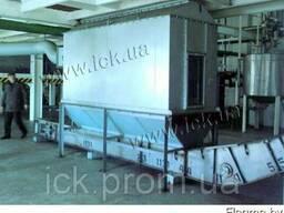 Сушильный комплекс ГТСК для сушки опилок