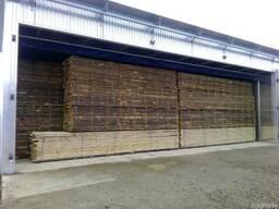 Сушка древесины и пиломатериалов