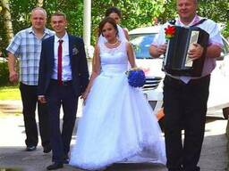 Свадьба юбилей в Новополоцке Полоцке. Ведущий дискотек баян