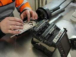Сварка и ремонт оптоволоконного кабеля в Витебске