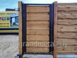 Сварные металлические калитки под заказ Солигорск - фото 3
