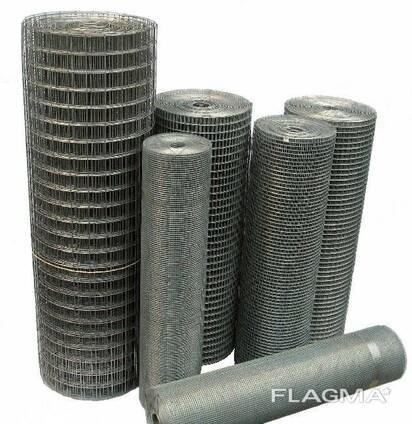 Сварные металлические сетки