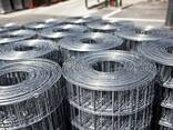 Сварные металлические сетки - фото 3