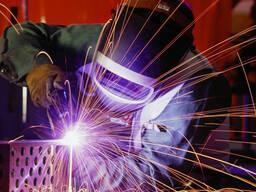 Сварочные работы, изготовление металлоконструкций