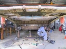 Сварочные работы по грузовому и легковому транспорту