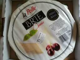 Сыр мягкий с плесенью Бри( Brie natural cheese)