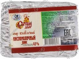 Сыр плавленный Оршасырзавод