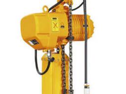 Таль электрическая цепная TOR HHBBSL01-01,1т 6  м