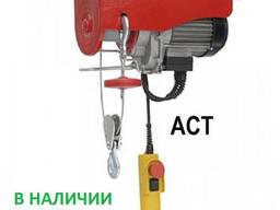 Таль ТЭ 125 250 500 600 1000 1200 кг 220В электрическая. ..