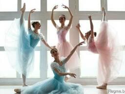 Танцевальное шоу балерин !