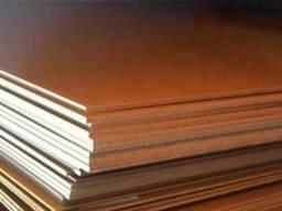 Текстолит ПТ, ПТК (0,5-60мм)