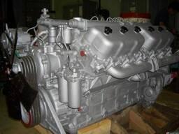 Ремонт двигателя Урал 4320 камаз 740, ремонт ямз