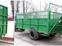 Тележка для перевозки скота