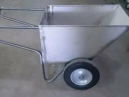 Тележка-рикша для мяса