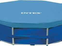 Тент-чехол для бассейна Intex 28031/58411