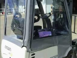 Тент на погрузчик, мягкая кабина и окна для погрузчика, тент-чехол