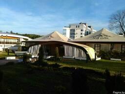Тент-шатер в Минске