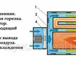 Теплогенератор дизельный