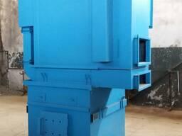 Котел на дровах для отопления помещений от 100 до 400КВт
