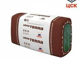 Теплоизоляционная плита Ursa terra 34 PN 1250*610*50мм