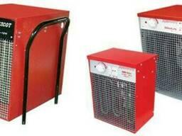 Тепловентилятор электрический КЭВ-1, 5кВт (220 В; 170. ..