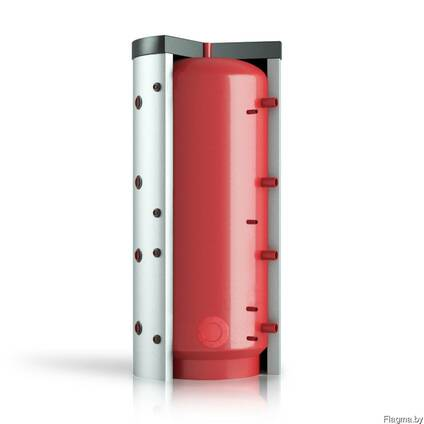 Тепловой аккумулятор из чёрной стали Теплобак ВТА-4 500л