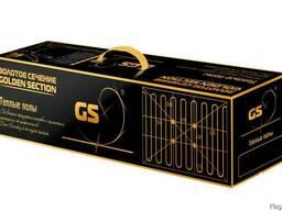 Теплый пол нагревательный мат Золотое сечение GS-80-0, 5