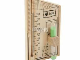 Термометр Банные штучки C песочными часами 18036