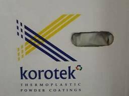 Термопластичная порошковая краска. Korotek