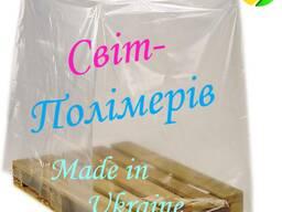 Термоусадочные пакеты (мешки) для упаковки паллет из Украины
