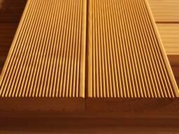 Террасная доска из лиственницы