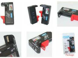 Тестер аккумуляторов и батареек SiPL