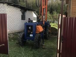 Тизар удв-70 Буровая установка