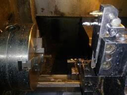 Токарная обработка, изготовление деталей на станках с ЧПУ