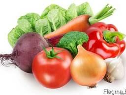 Томат, капуста, морковь, свекла, картофель