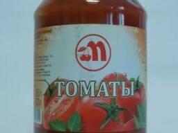 Томаты в томатной заливке 0,95 л