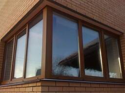 Пластиковые окна и двери для квартиры, дома, дачи