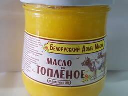 """Топленое масло """"Белорусский Домъ Масла"""" 380"""