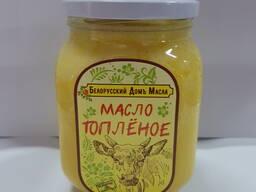 """Топленое масло """"Белорусский Домъ Масла"""" 560г"""
