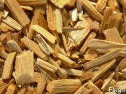 Топливная щепа, переработка древесины на щепу