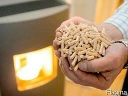 Топливные древесные брикеты (пеллеты)