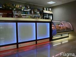Торговое оборудование и мебель для магазинов, кафе, баров - фото 2
