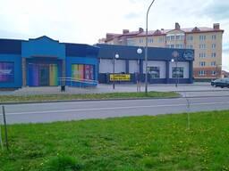 Торговый центр по улице Короткевича, 4 в г. Островец